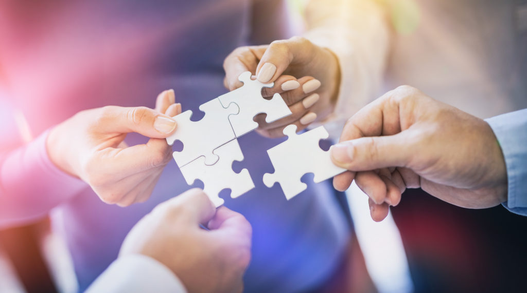 Connecting pieces of the puzzle for crm user adoption through accountability.